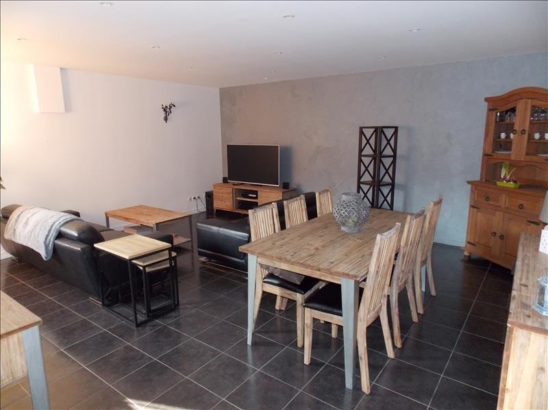 Verkoop  appartement Les roches de condrieu 158000€ - Foto 2