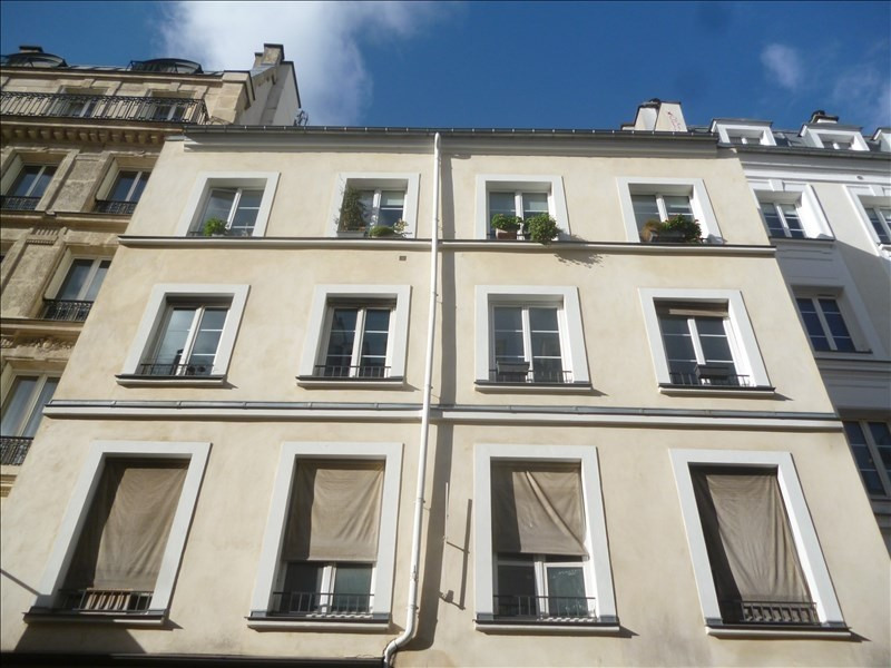 Vente appartement Paris 11ème 232 000€ - Photo 1