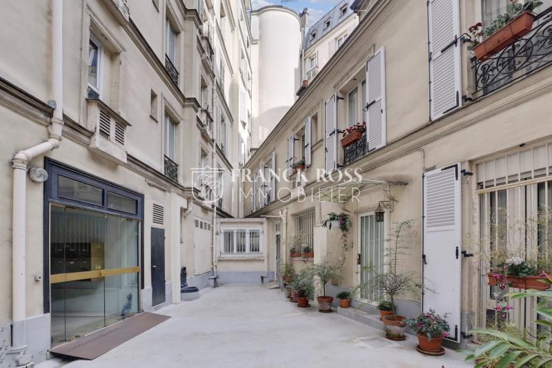Vente bureau Paris 17ème 490000€ - Photo 4