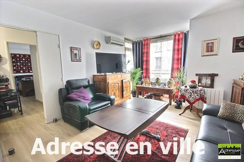 Sale apartment Levallois perret 232 000€ - Picture 2