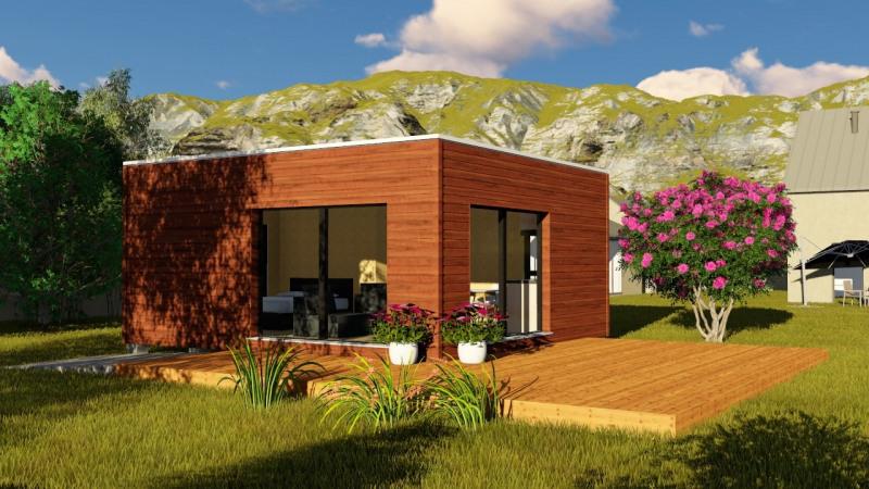 """Modèle de maison  """"Extension 39 m² clés en mains"""" à partir de 3 pièces Seine-et-Marne par PRIMOBOIS MARNE-LA-VALLEE"""