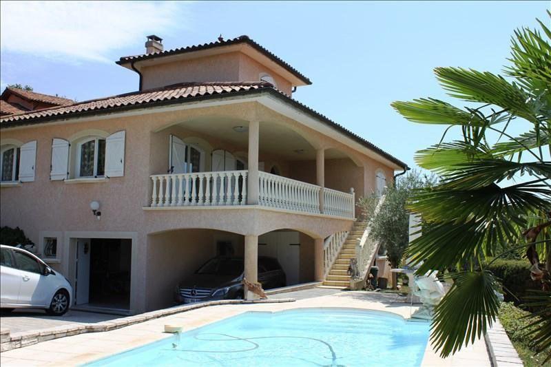 Sale house / villa Les côtes-d'arey 416000€ - Picture 1