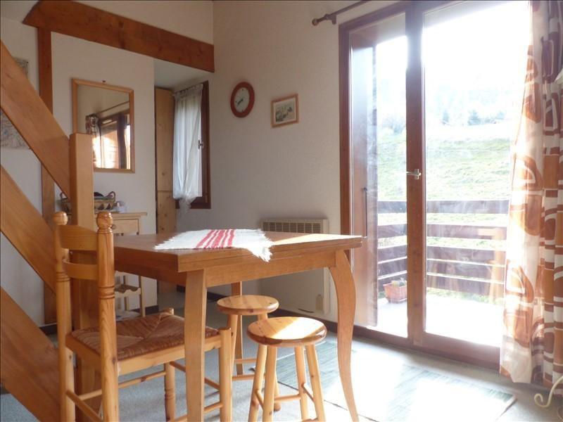 Sale apartment Mont saxonnex 133800€ - Picture 4