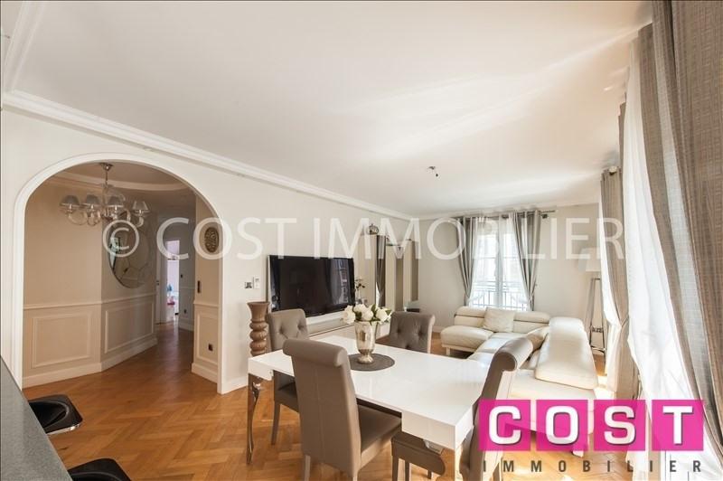 Verkoop  appartement La garenne colombes 590000€ - Foto 3