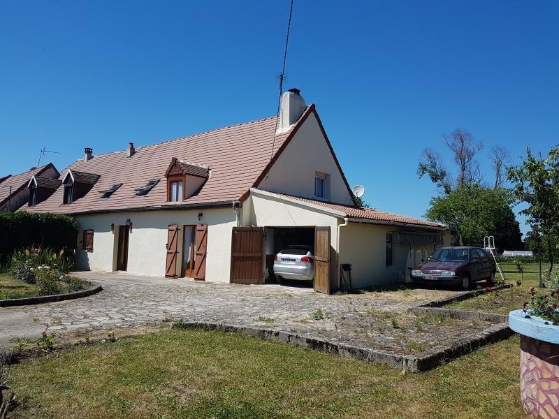 Vente maison / villa Varennes vauzelles 170000€ - Photo 1