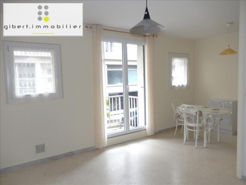 Rental apartment Le puy en velay 298,79€ CC - Picture 1