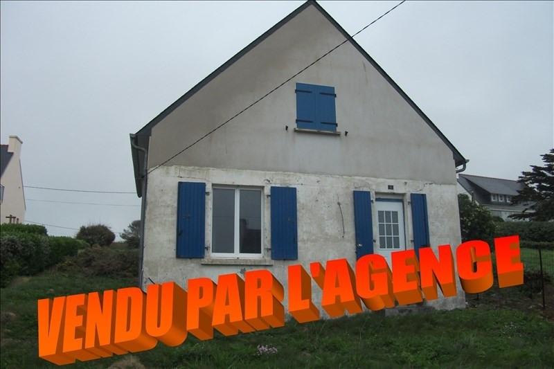 Sale house / villa Plozevet 80250€ - Picture 1