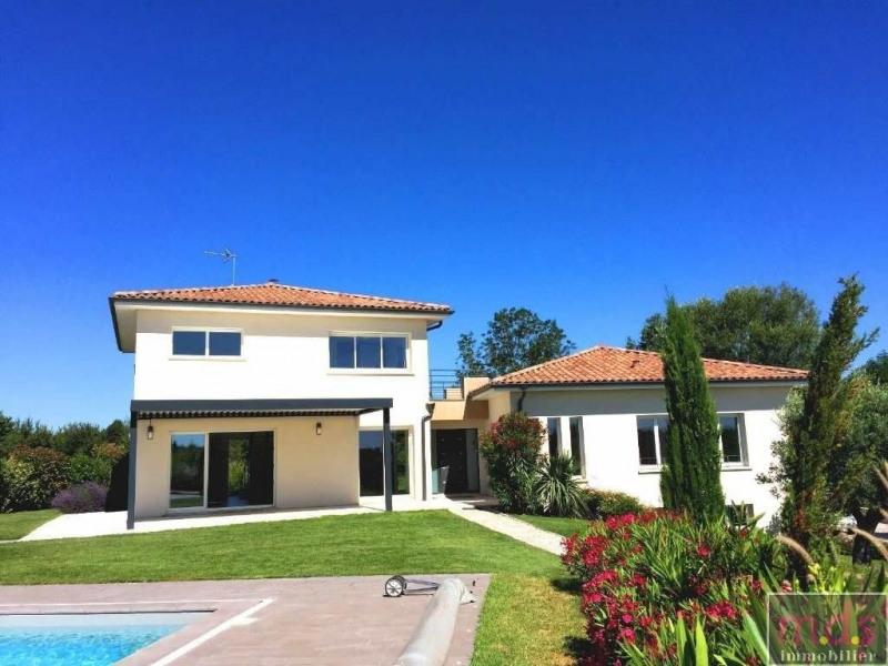 Vente de prestige maison / villa Lapeyrouse-fossat 695000€ - Photo 1
