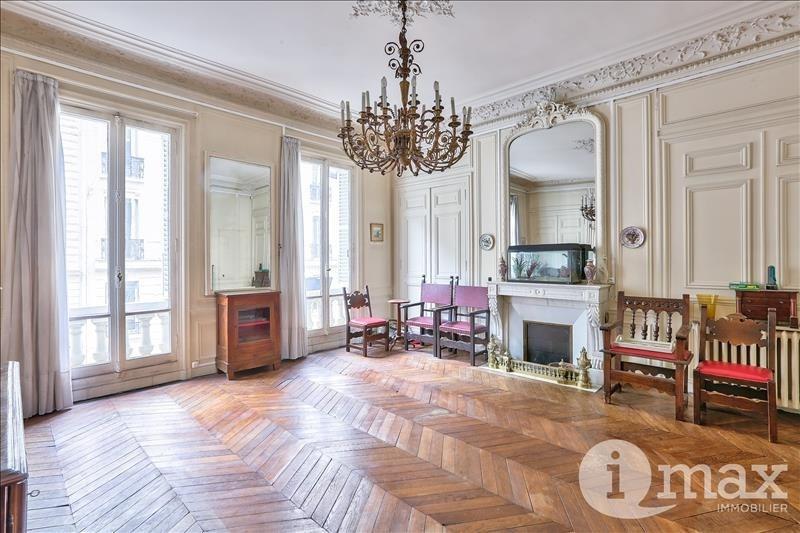 Deluxe sale apartment Paris 8ème 1450000€ - Picture 3
