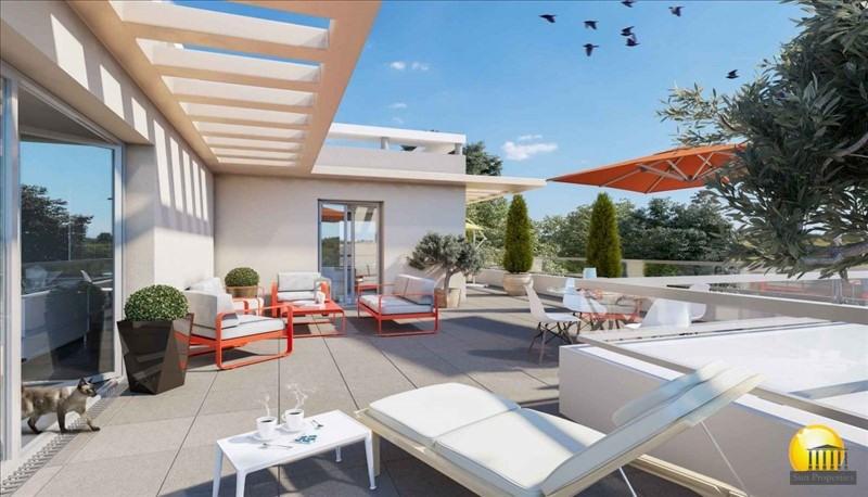 Vente appartement Le cannet 449000€ - Photo 1