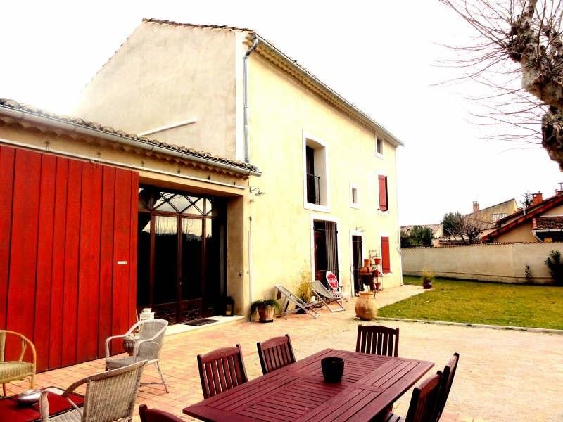 Vente de prestige maison / villa Avignon 565000€ - Photo 1