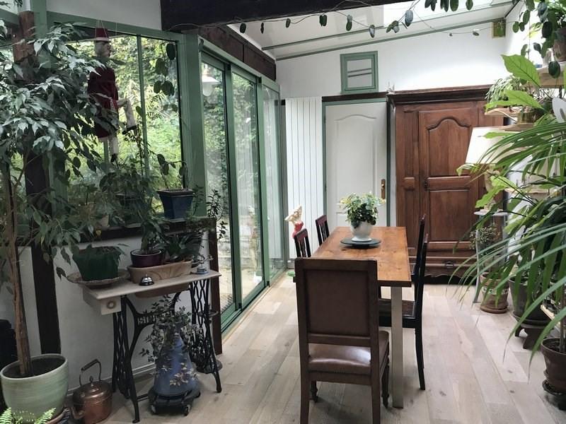 Venta  casa Vaux sur seine 425000€ - Fotografía 5