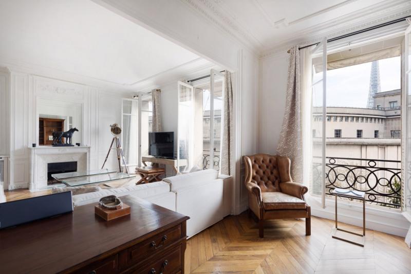 Vente de prestige appartement Paris 16ème 3700000€ - Photo 5