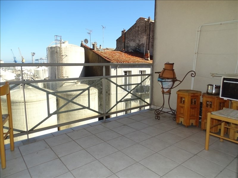 Sale apartment Sete 120000€ - Picture 3