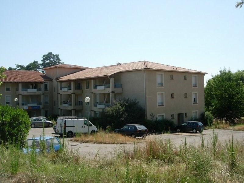 Rental apartment Rouffiac tolosan 587€ CC - Picture 1