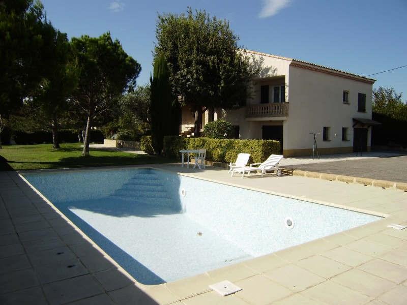 Verkauf von luxusobjekt haus Salon de provence 447000€ - Fotografie 1