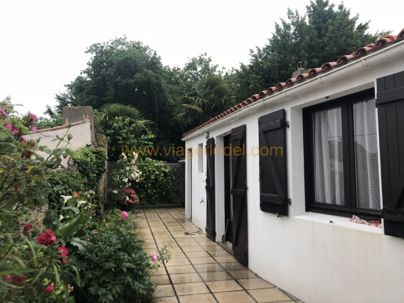 Life annuity apartment Beauvoir-sur-mer 31 500€ - Picture 1