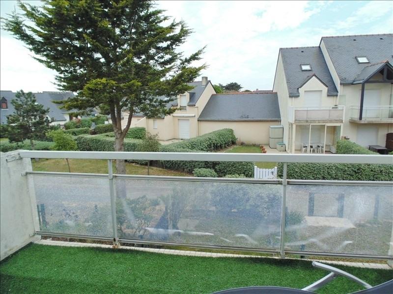 Sale apartment Le pouliguen 157800€ - Picture 1