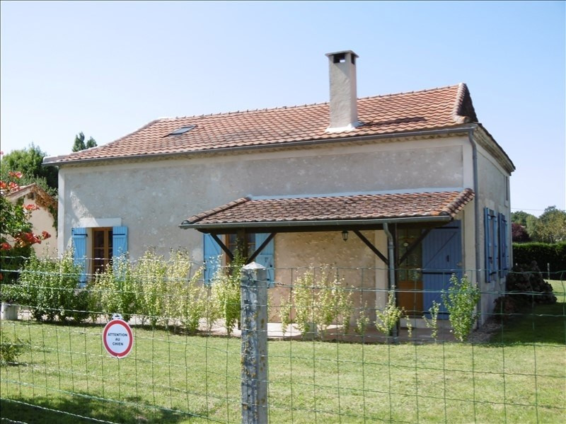 Vente maison / villa Echourgnac 173 000€ - Photo 1