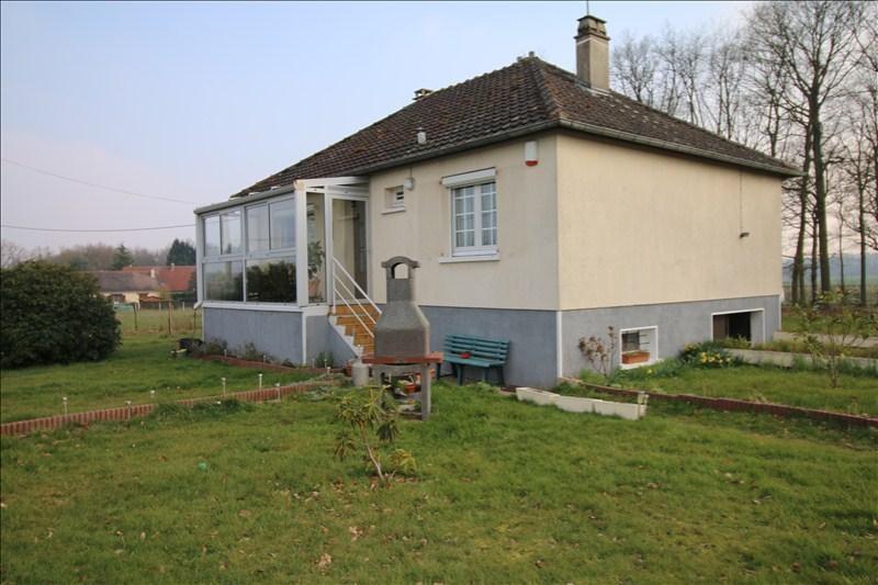 Vente maison / villa La ferriere sur risle 126000€ - Photo 1