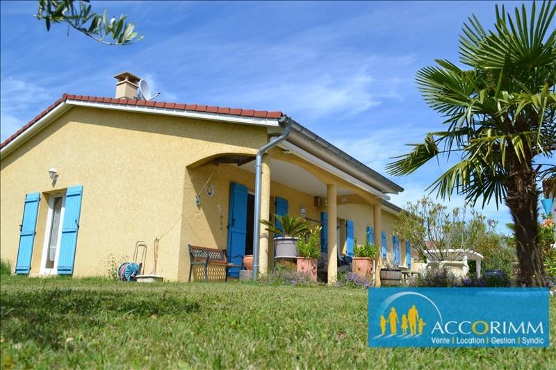 Vente maison / villa Toussieu 455000€ - Photo 5