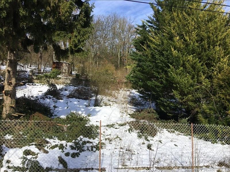 Revenda terreno Jouy le moutier 161000€ - Fotografia 1