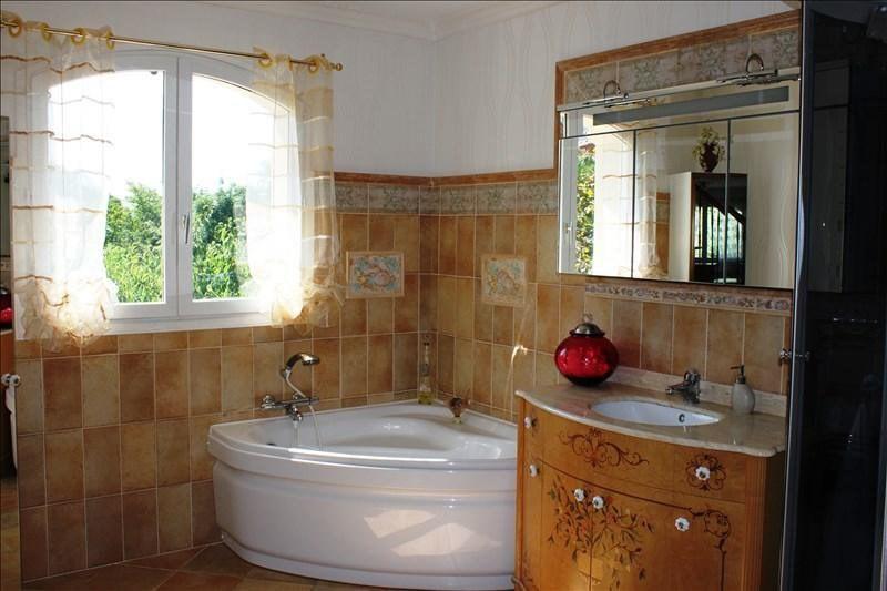 Vendita casa Les côtes-d'arey 416000€ - Fotografia 7