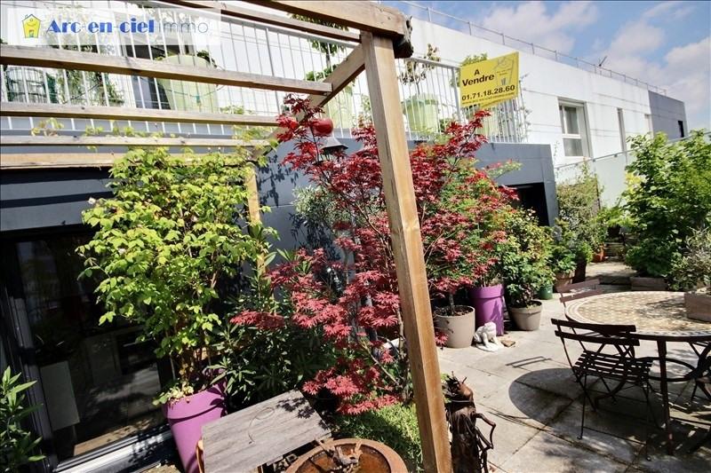 Vendita appartamento Paris 19ème 749000€ - Fotografia 11