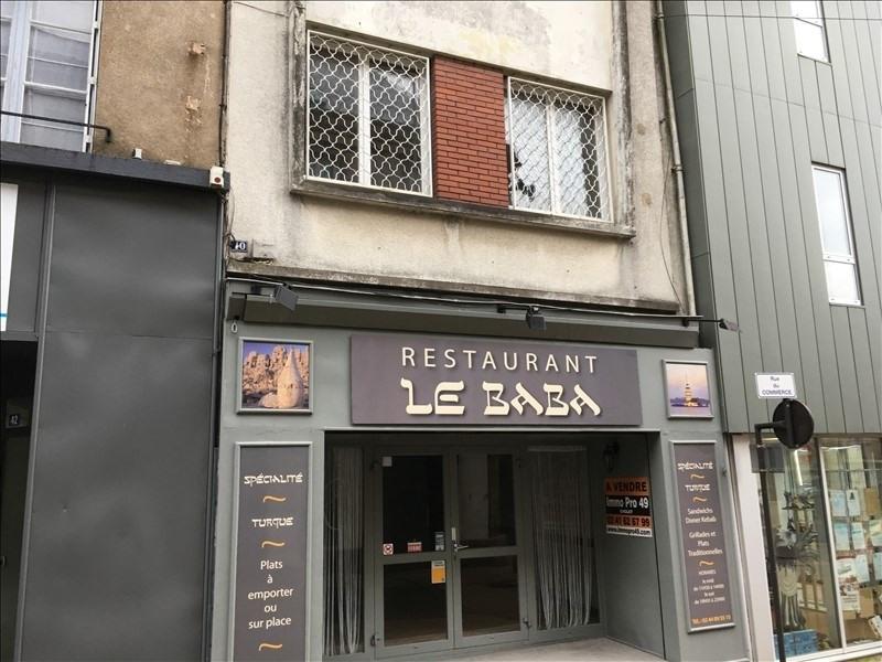 Vente immeuble Cholet 127200€ - Photo 2