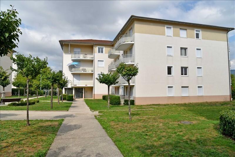 Rental apartment Bellignat 390€ CC - Picture 1