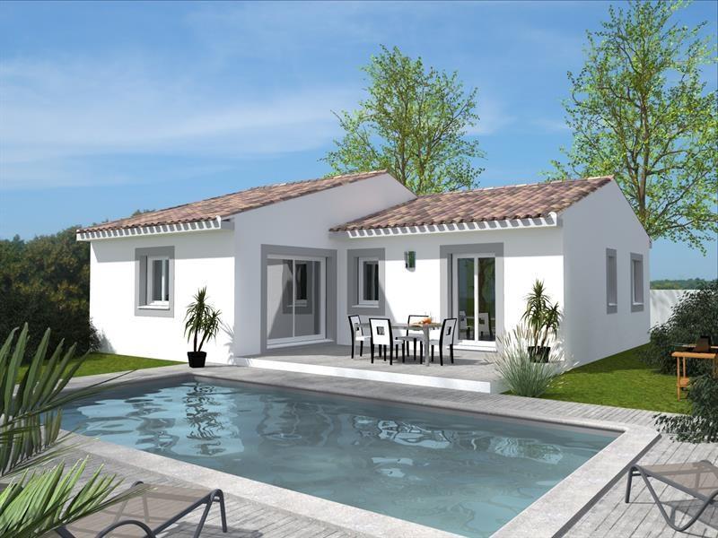 Maison  4 pièces + Terrain 377 m² Béziers par Domitia Construction