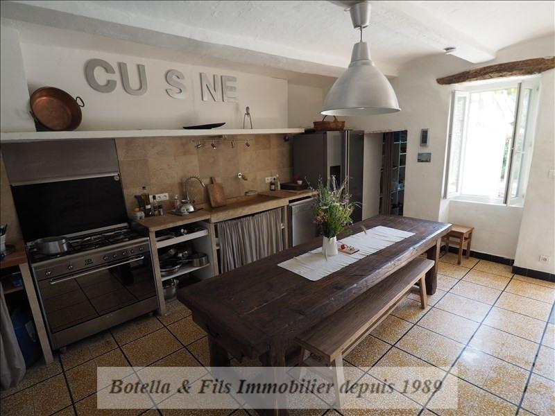 Venta  casa Uzes 395000€ - Fotografía 13