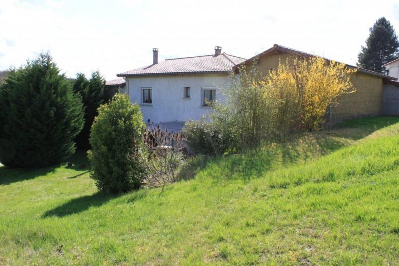 Vente maison / villa Montseveroux 364500€ - Photo 5