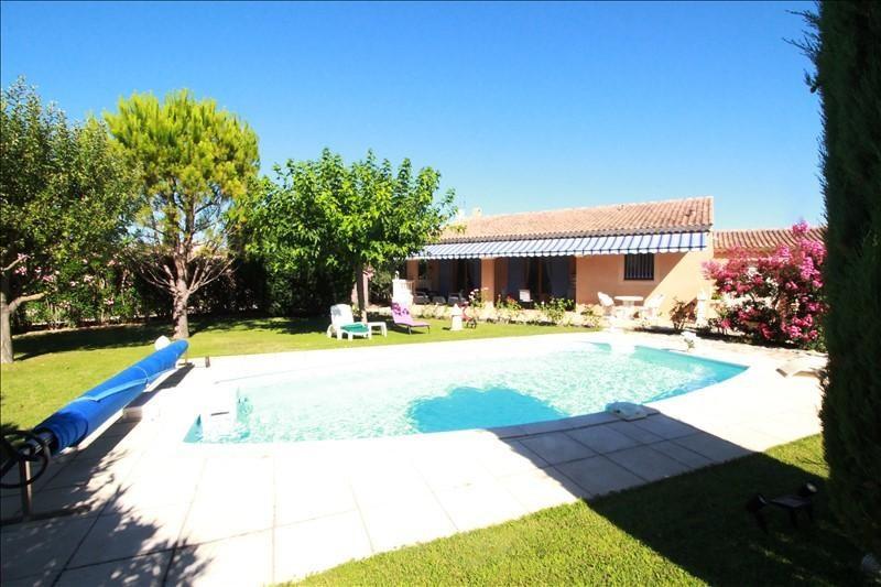 Vente maison / villa Pernes les fontaines 441000€ - Photo 2