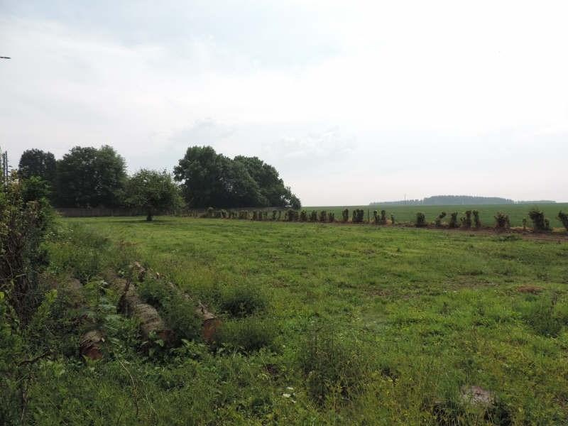 Vendita terreno Bucquoy 33000€ - Fotografia 1