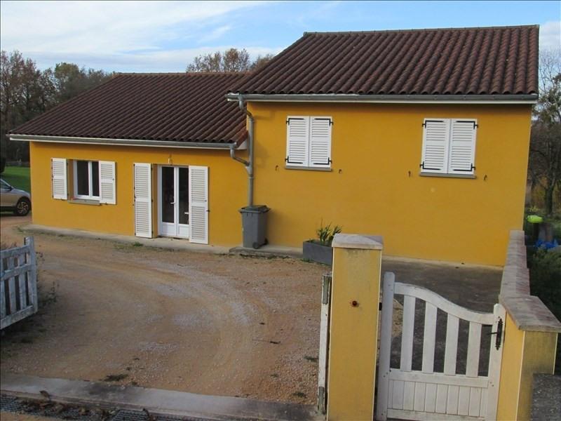 Sale house / villa Pont de vaux 168500€ - Picture 2