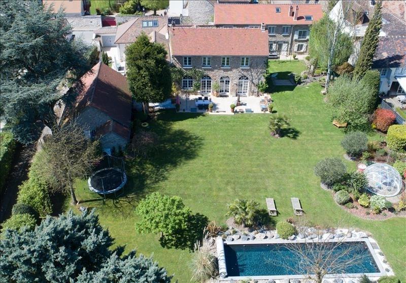 Deluxe sale house / villa Feucherolles 2325000€ - Picture 2
