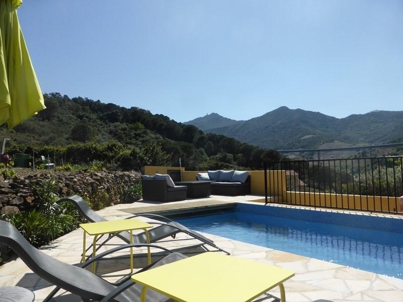 Location vacances maison / villa Collioure 1186€ - Photo 1