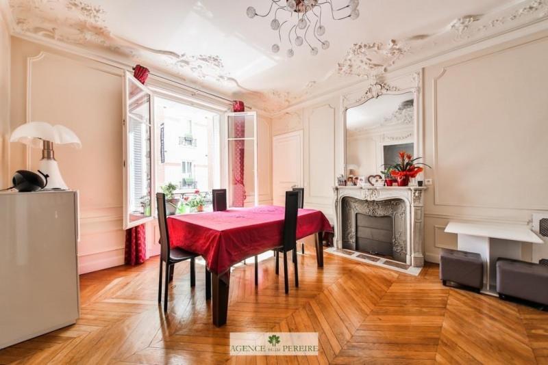 Vente appartement Paris 17ème 985000€ - Photo 2