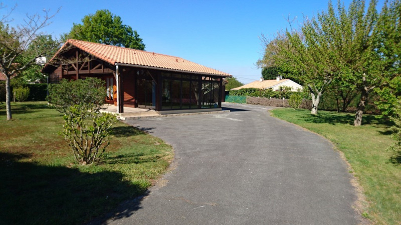 Vacation rental house / villa Gastes 280€ - Picture 3