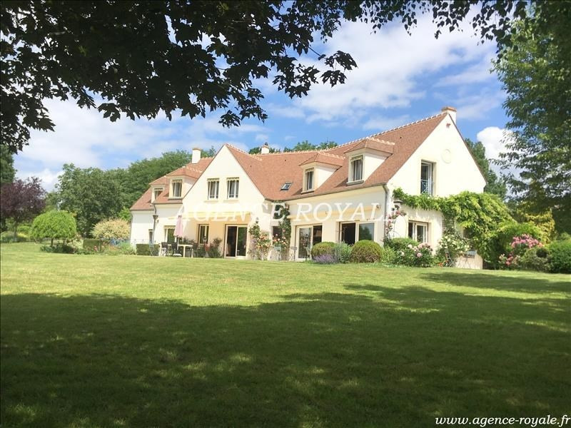 Deluxe sale house / villa Chambourcy 1680000€ - Picture 2