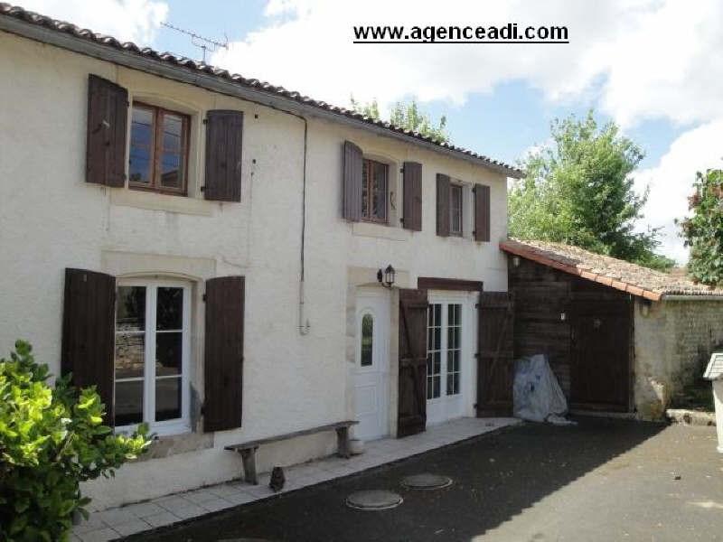 Vente maison / villa Mougon / aigonnay 94000€ - Photo 1