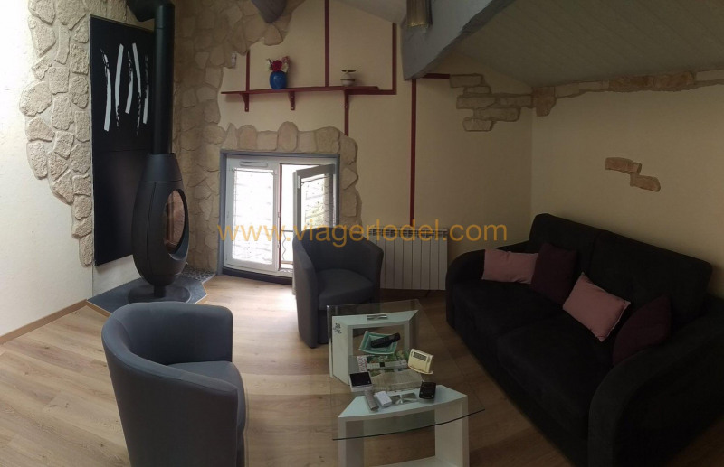 Life annuity house / villa Montouliers 35 000€ - Picture 12