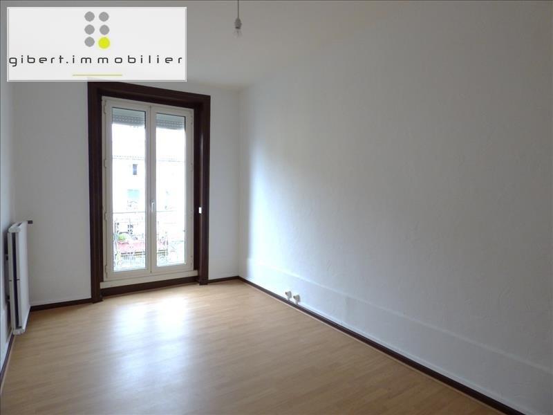 Location appartement Le puy en velay 276,79€ CC - Photo 2