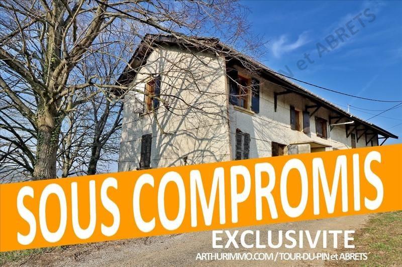 Sale house / villa La tour du pin 138000€ - Picture 1