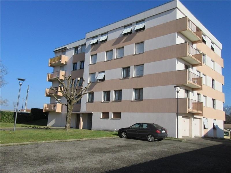 Sale apartment Courpiere 44500€ - Picture 1