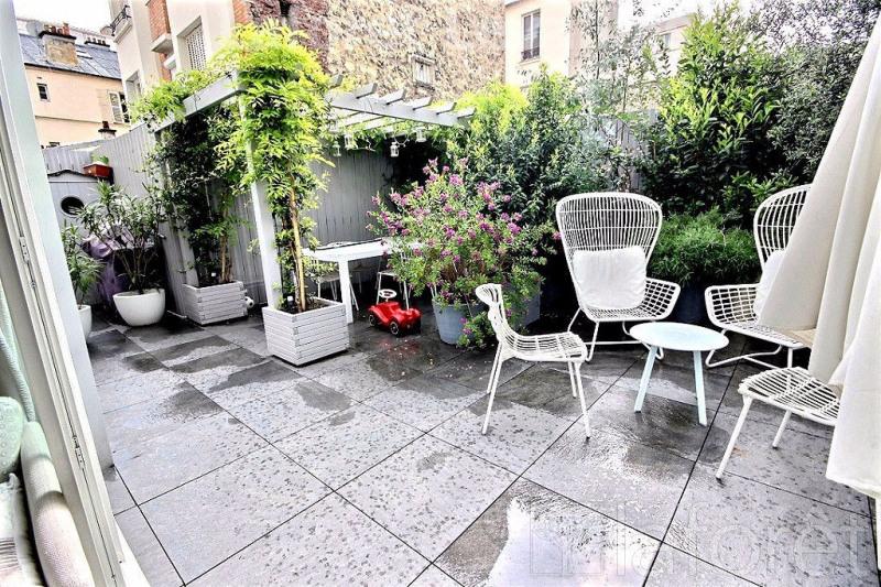 Vente de prestige appartement Levallois perret 1140000€ - Photo 2