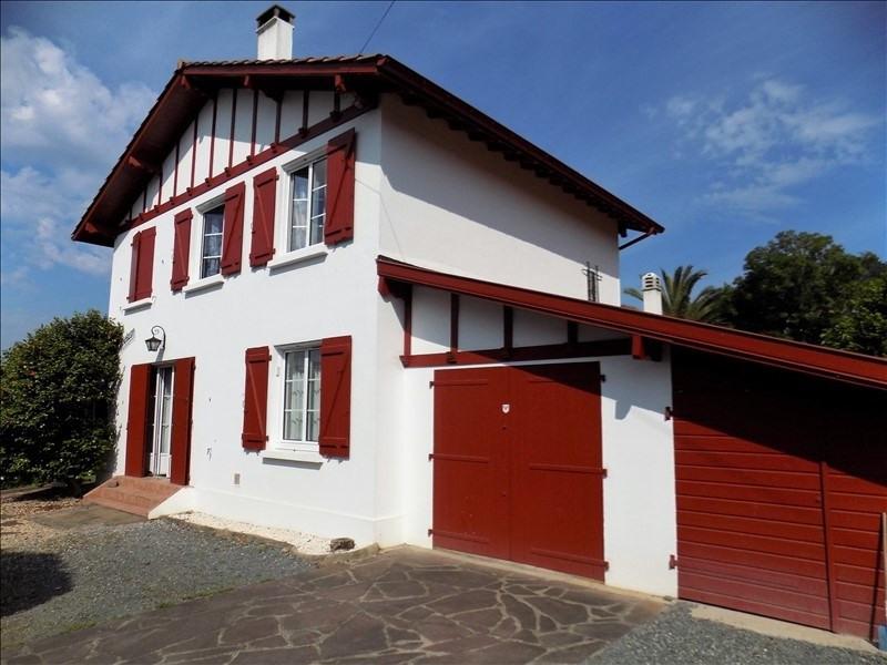 Vente maison / villa St pee sur nivelle 429000€ - Photo 1