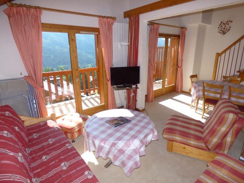 Vente de prestige appartement Meribel 630000€ - Photo 2