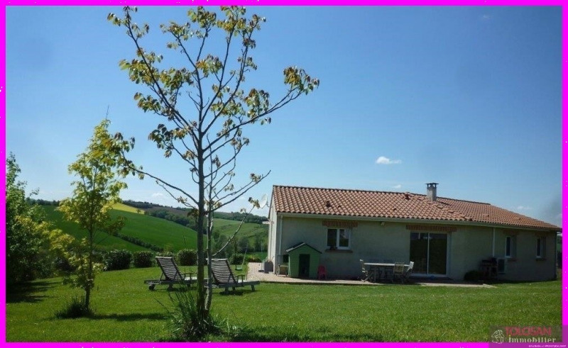 Vente maison / villa Villefranche secteur 299000€ - Photo 1